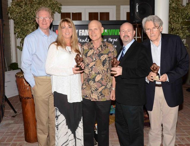Pongo Award Recipients