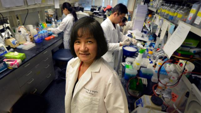 Dr. Wen-Cheng Xiong, Medical College of Georgia at Georgia Regents University