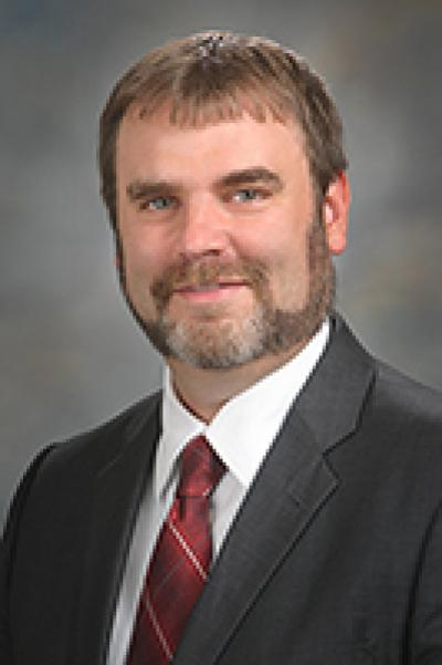 Chad Huff, Ph.D., University of Texas M. D. Anderson Cancer Center
