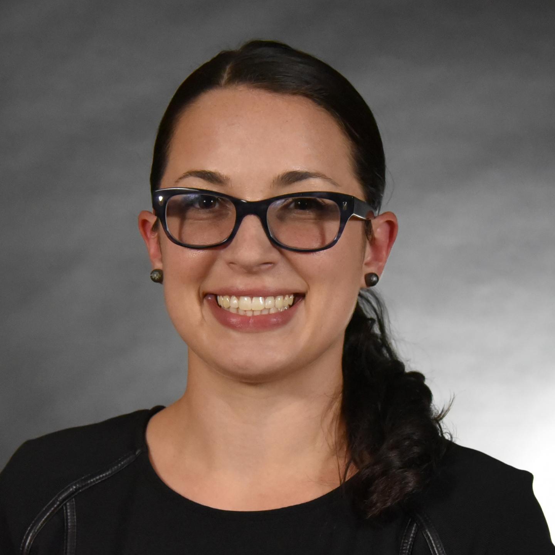 Assistant professor Madeleine Swortwood, Sam Houston State University