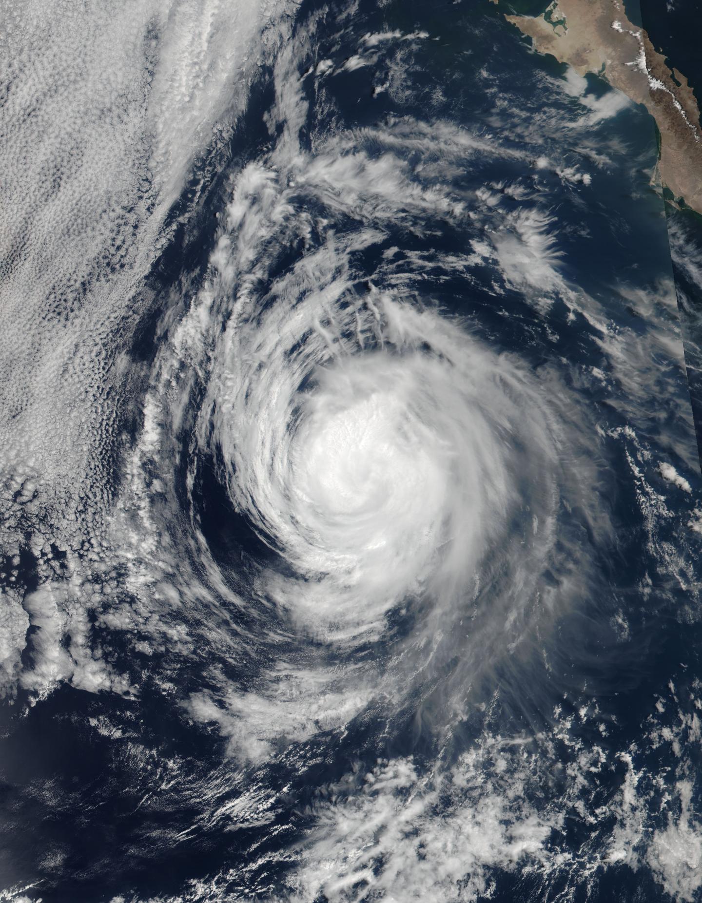 Satellite image of Eugene