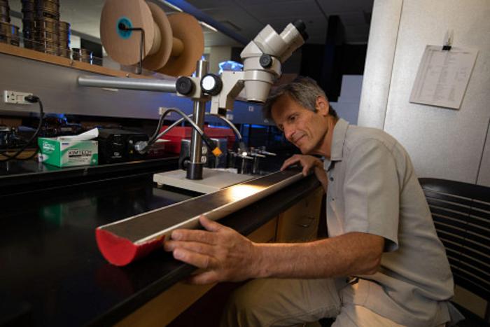 Paleoclimatologist Darrell Kaufman