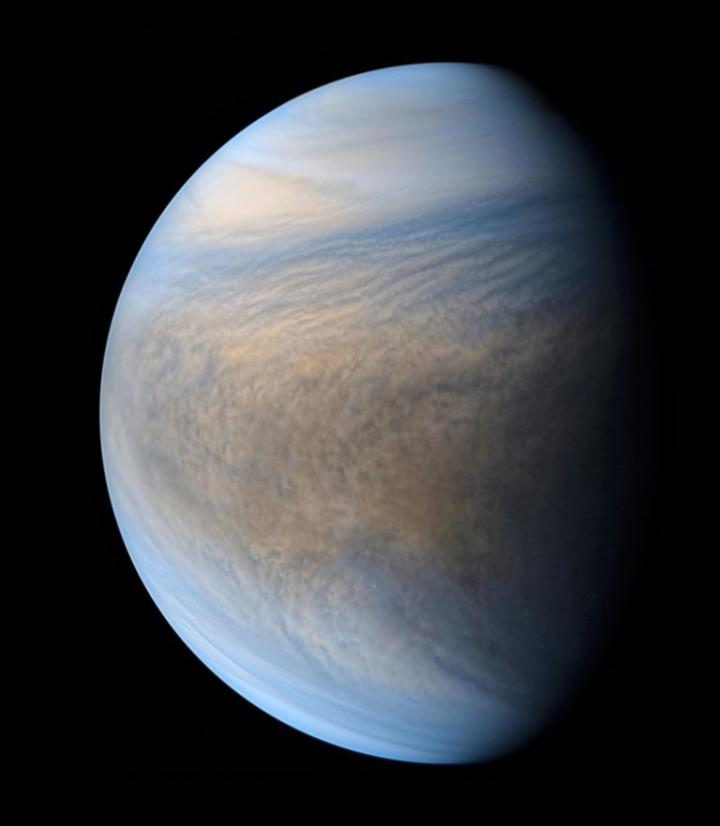Venus composite image