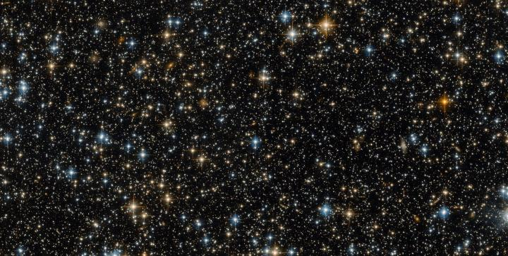 Field of Stars and Galaxies