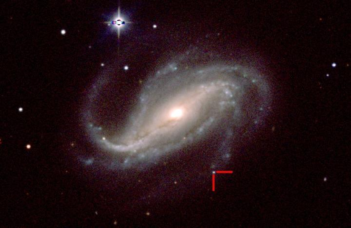 Color Image of SN 2016gkg