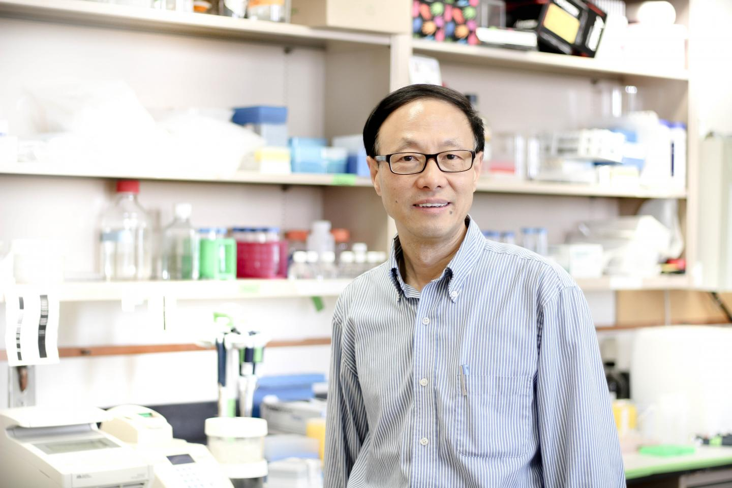University of Alberta Created Nanomachine Revs up for Use in Living Cells