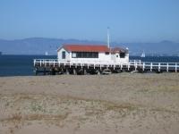 NOAA's San Francisco Tide Gauge Station