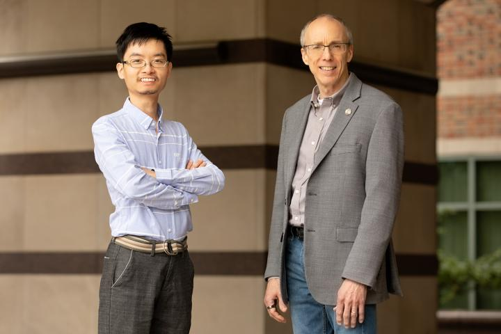 Illinois researchers are the first to use mechanical force to alter chemical reaction pathways.