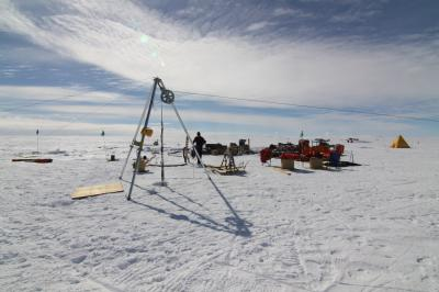 Drilling Station and Remote Field Camp