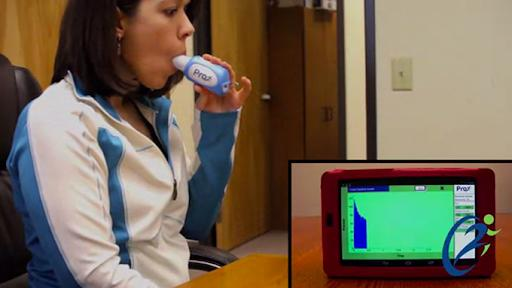 Breathing exercises with hand-held device could help patients recover from Covid-19