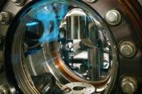 Atom Interferometer Vacuum Chamber