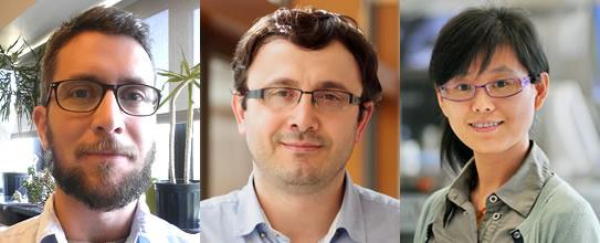 Prize-Winning Cell Biology Researchers