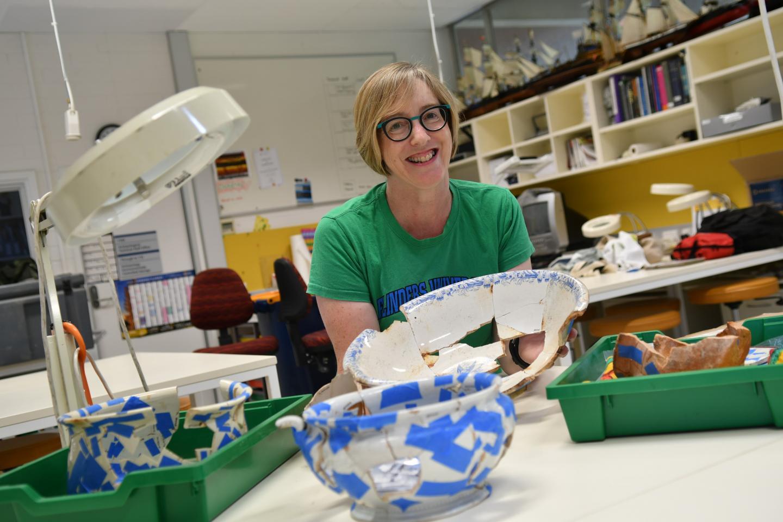 Susan Arthure, Flinders University