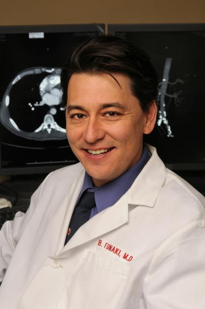 Brian Funaki, Society of Interventional Radiology