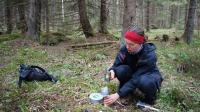 Installing the Temperature Data Logger in Field