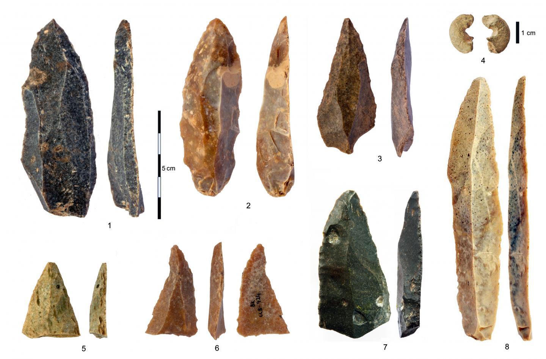 Stone Artifacts