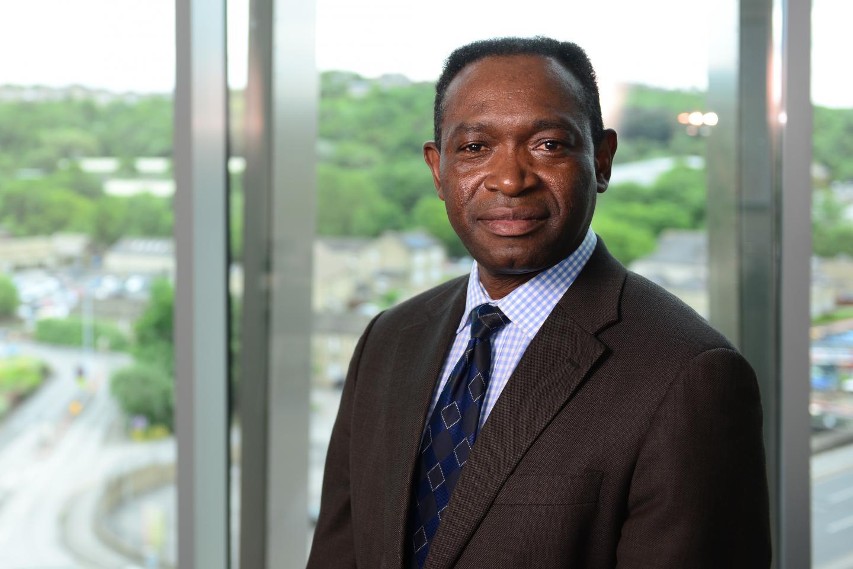 George Ndi, University of Huddersfield