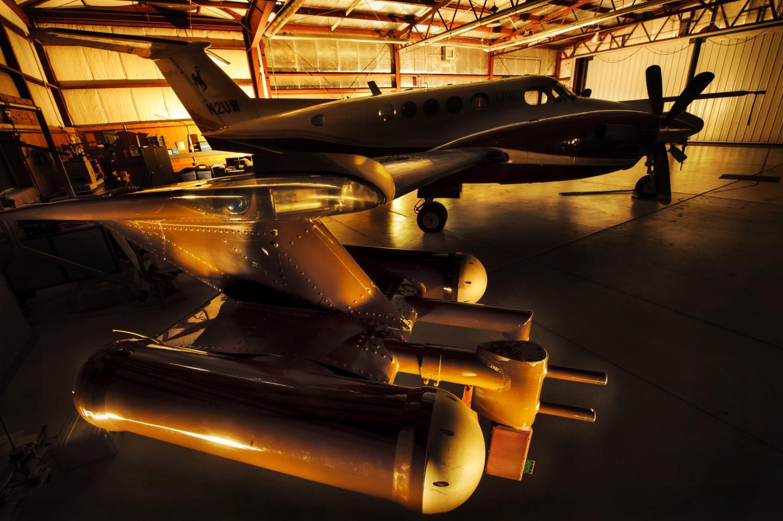 Reserch Aircraft