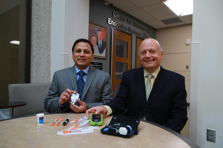 University of Toledo Diabetes Researchers