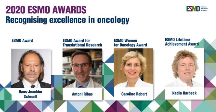ESMO Awards Recipients