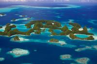 Palau's Iconic Rock Islands