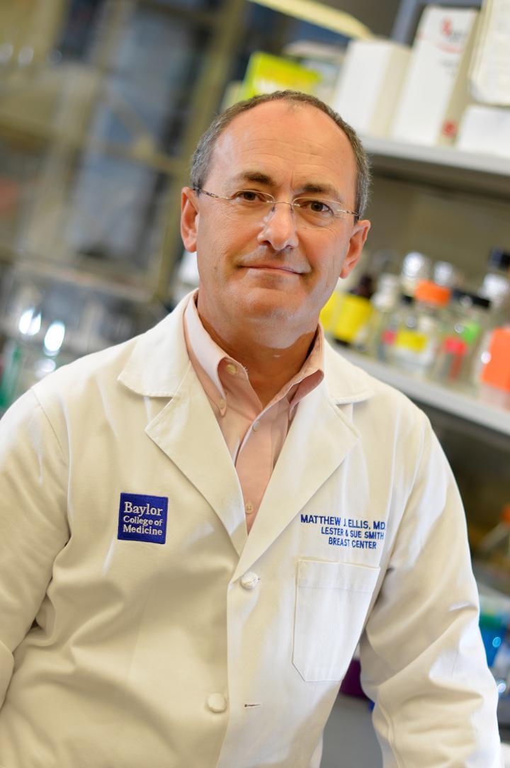 Dr. Matthew Ellis, Baylor College of Medicine