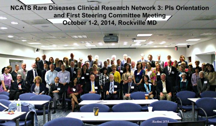 NCATS Rare Diseases Clinical Research Network