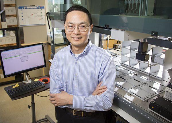 Huimin Zhao, University of Illinois at Urbana-Champaign