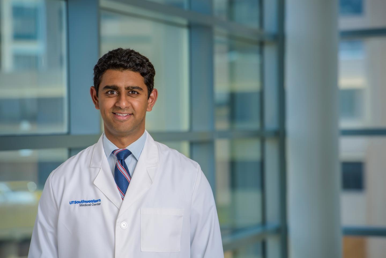Dr. Neil Desai, UT Southwestern Medical Center