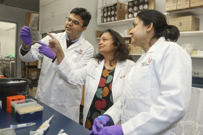 Soma Sengupta, MD, PhD