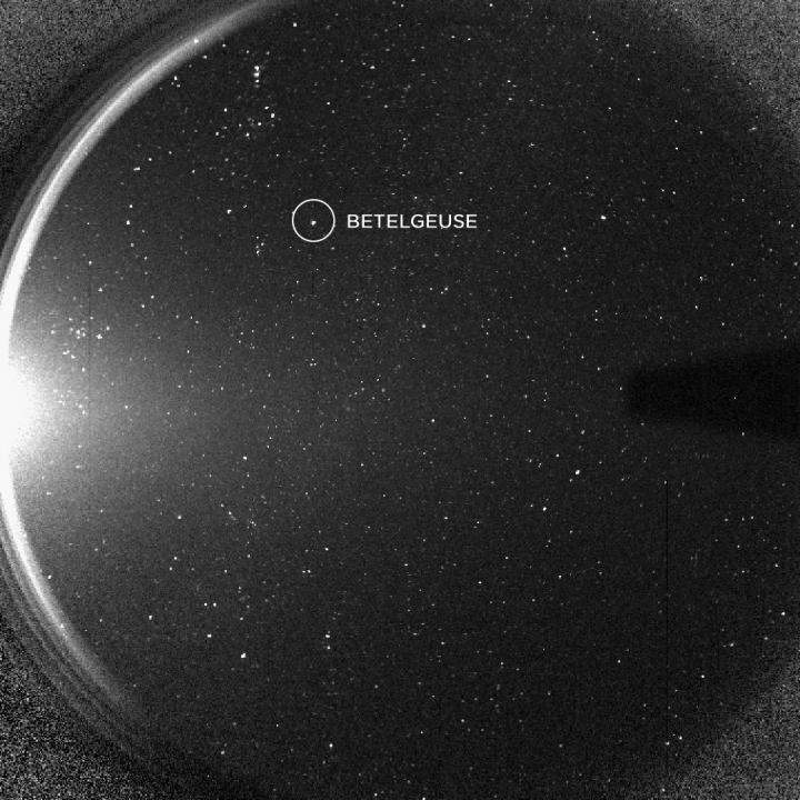 STEREO view of Betelgeuse