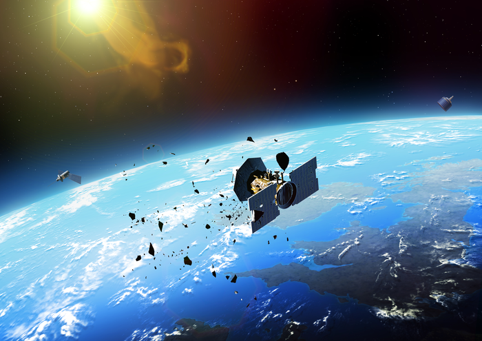 Centre for Space Domain Awareness illustration