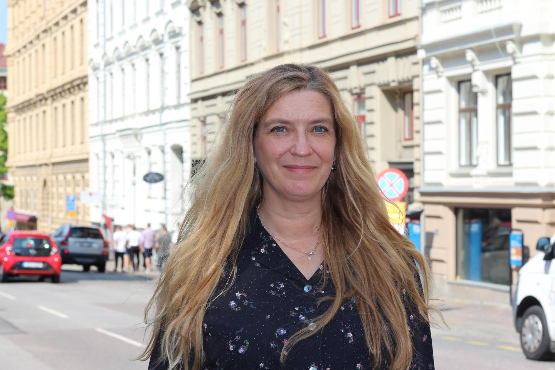 Magdalena Petersson McIntyre, University of Gothenburg