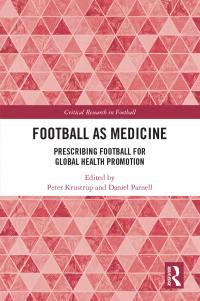 Football as Medicine -- Book Cover
