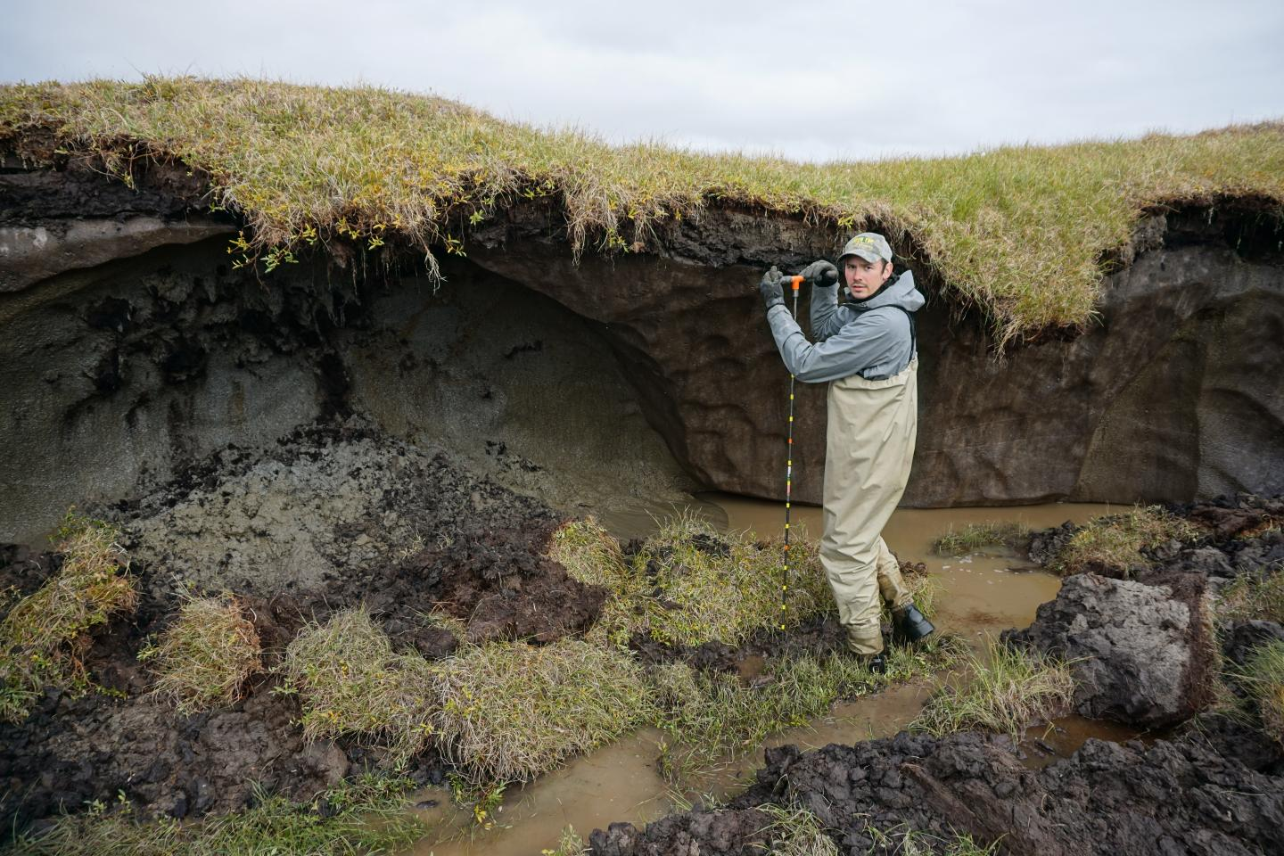 Finding Permafrost