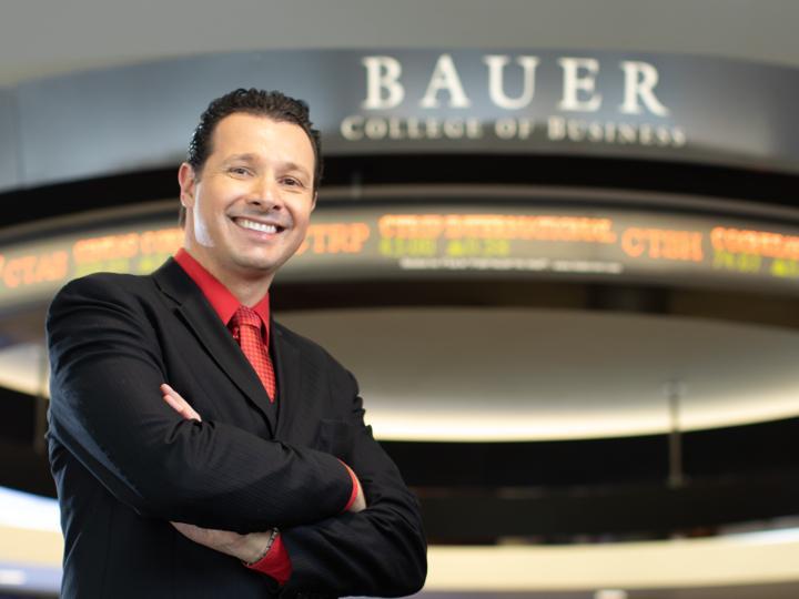 Paul Pavlou, C.T. Bauer College of Business