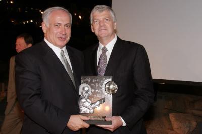 2006 Einstein Award Recipient George Poste
