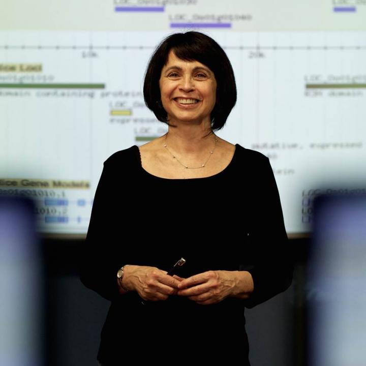Susan Wessler, University of California - Riverside
