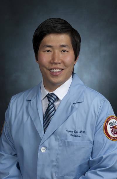Dr. Eugene Suh, Loyola University Chicago Stritch School of Medicine
