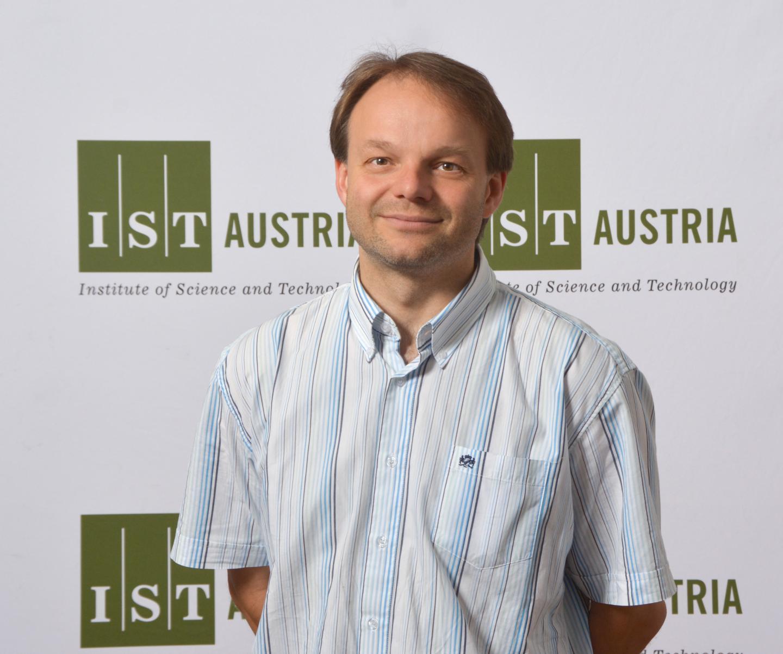 Jiri Friml, professor at IST Austria