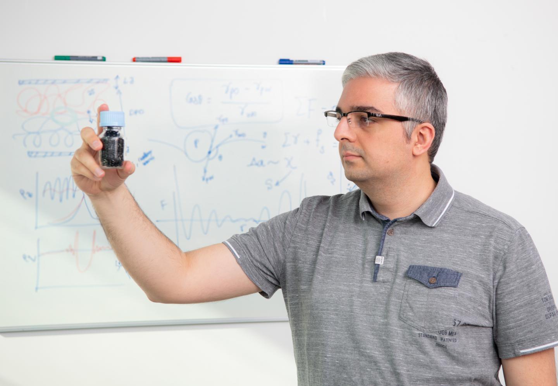 Empa Scientist Ali Gooneie