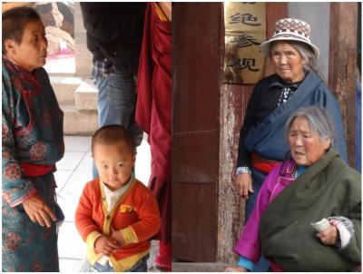 Tibetan Locals
