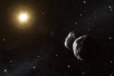 Asteroid Barbara