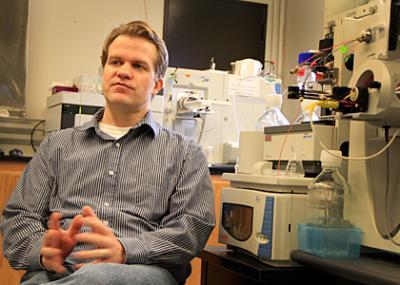 Bryan Ballif, University of Vermont
