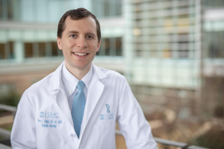 Trevor Royce, UNC Lineberger Comprehensive Cancer Center