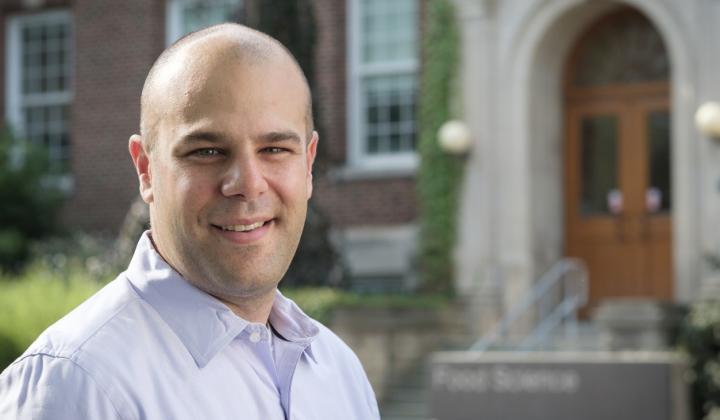 GlycoNet Network Investigator Dr. Paul Spagnuolo