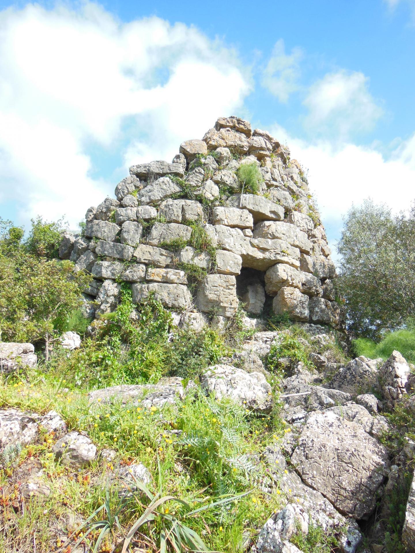 Sardinian Stone Tower