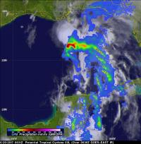 GPM Image of Potential TC 3