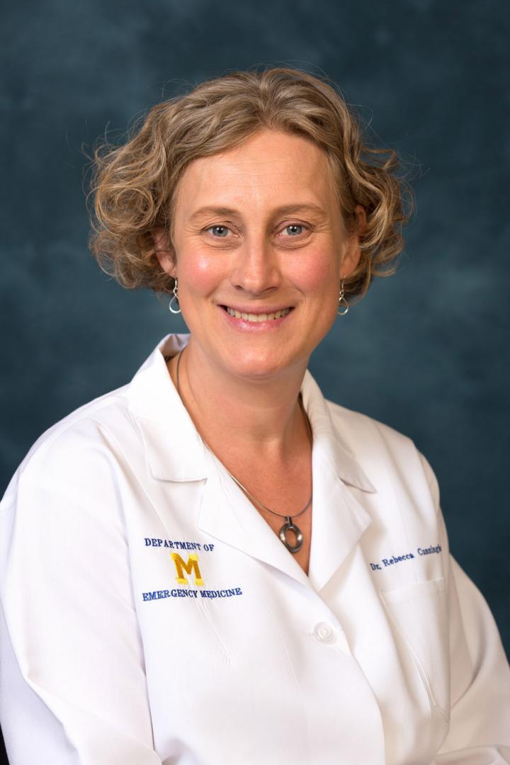 Rebecca Cunningham, M.D., Michigan Medicine