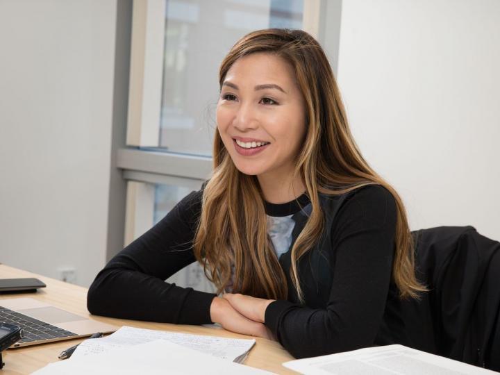 Elaine Hsiao, UCLA
